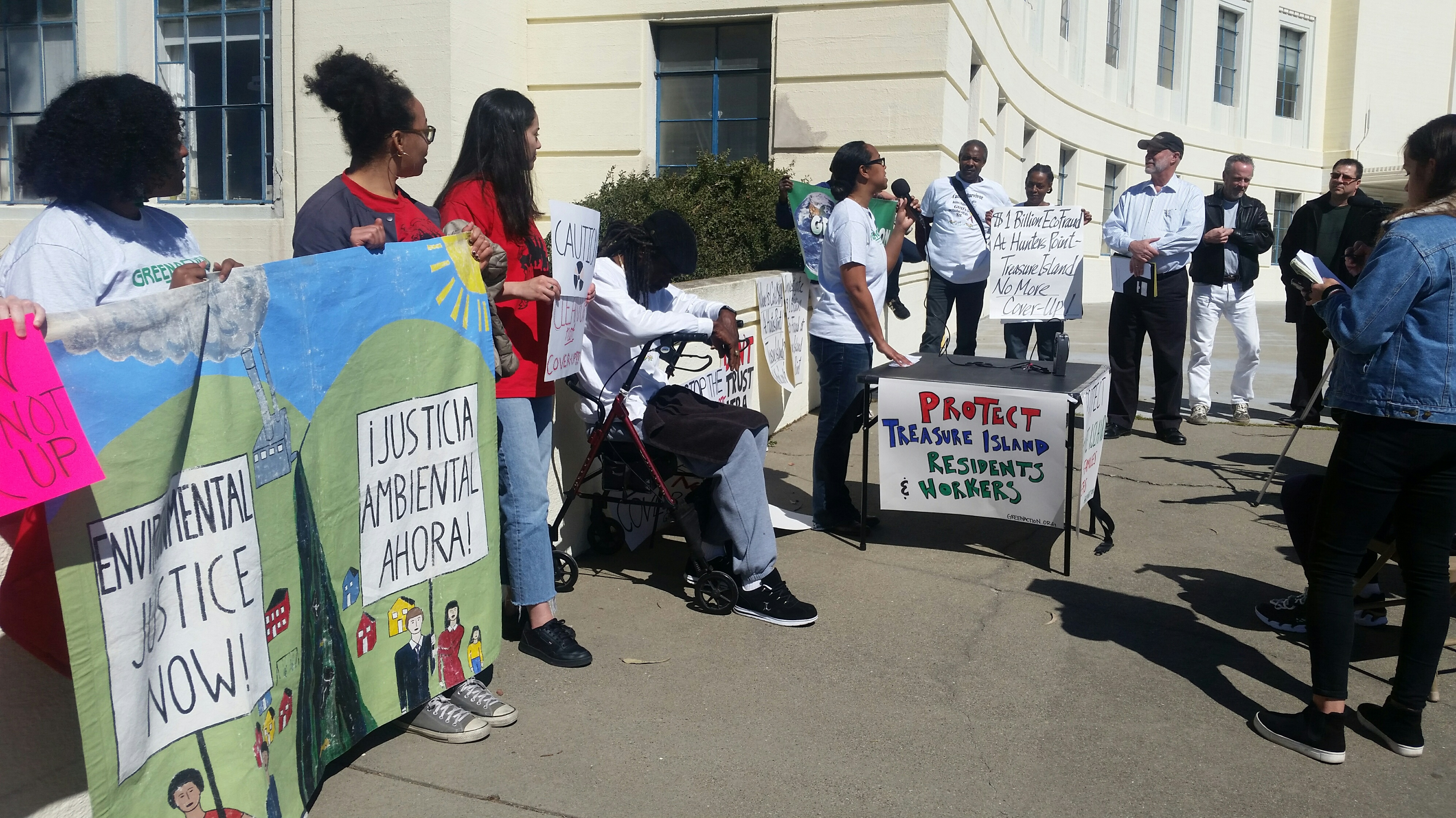 Greenaction for Health and Environmental Justice – Page 4